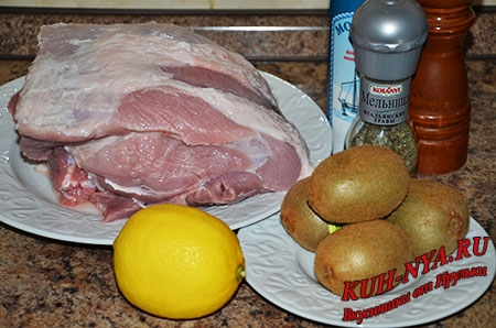 Свинина в су-виде – кулинарный рецепт
