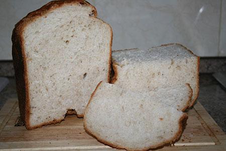 хлеб к завтраку