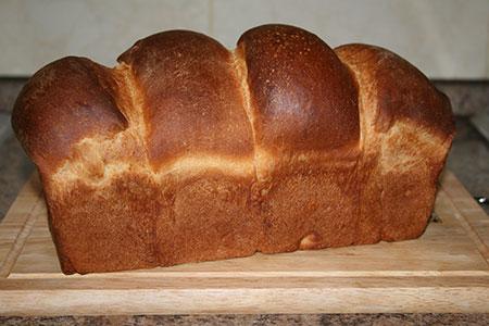 Хлеб  тостовый «Нежный»